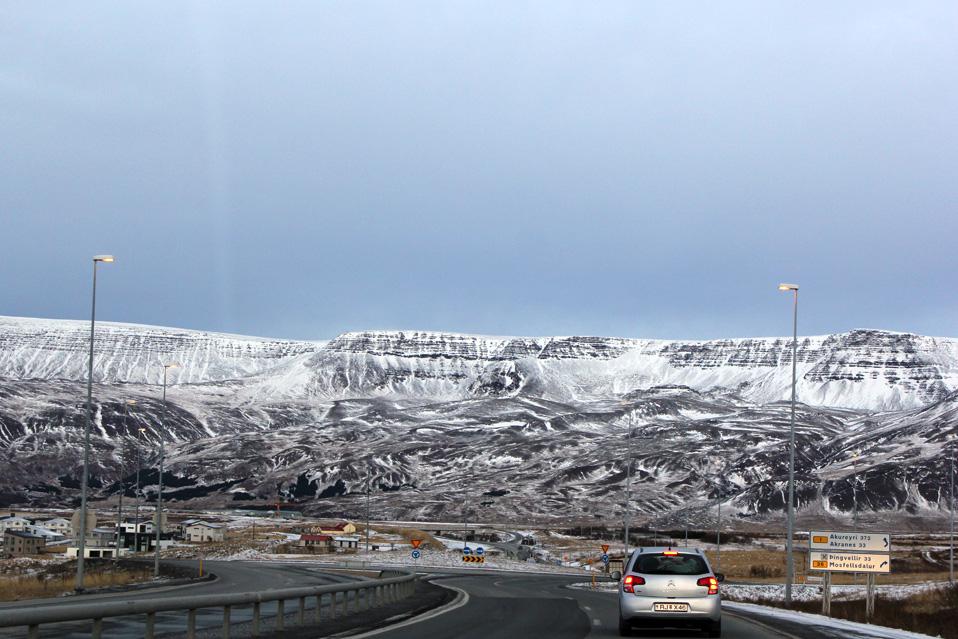 citroen iceland