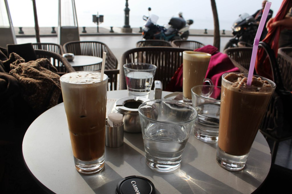 coffee thessaloniki