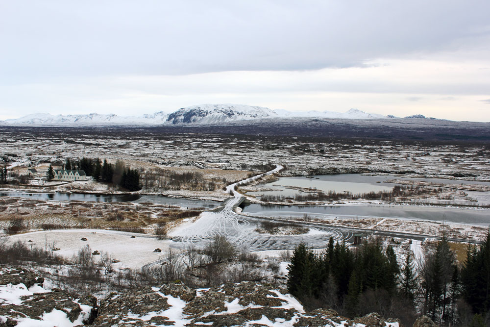 river land iceland