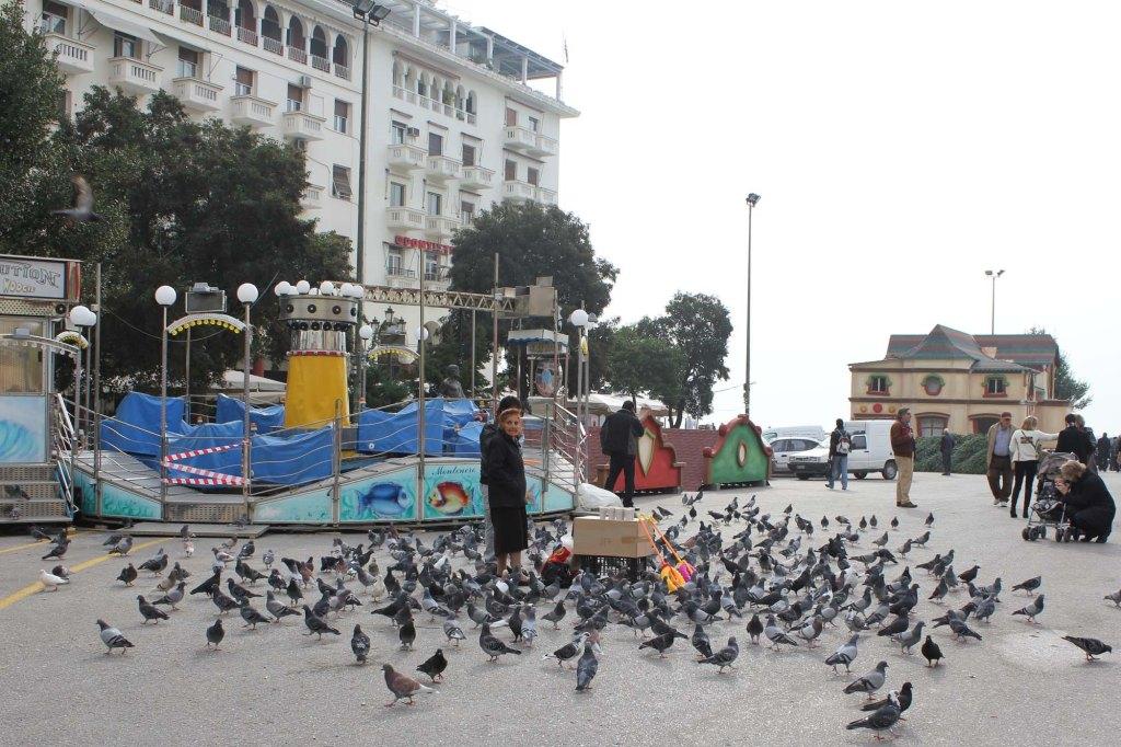 thessaloniki people