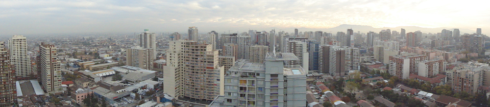 As big as you can imagine, Santiago has a different place for whatever you are looking for. It´s a very active city.