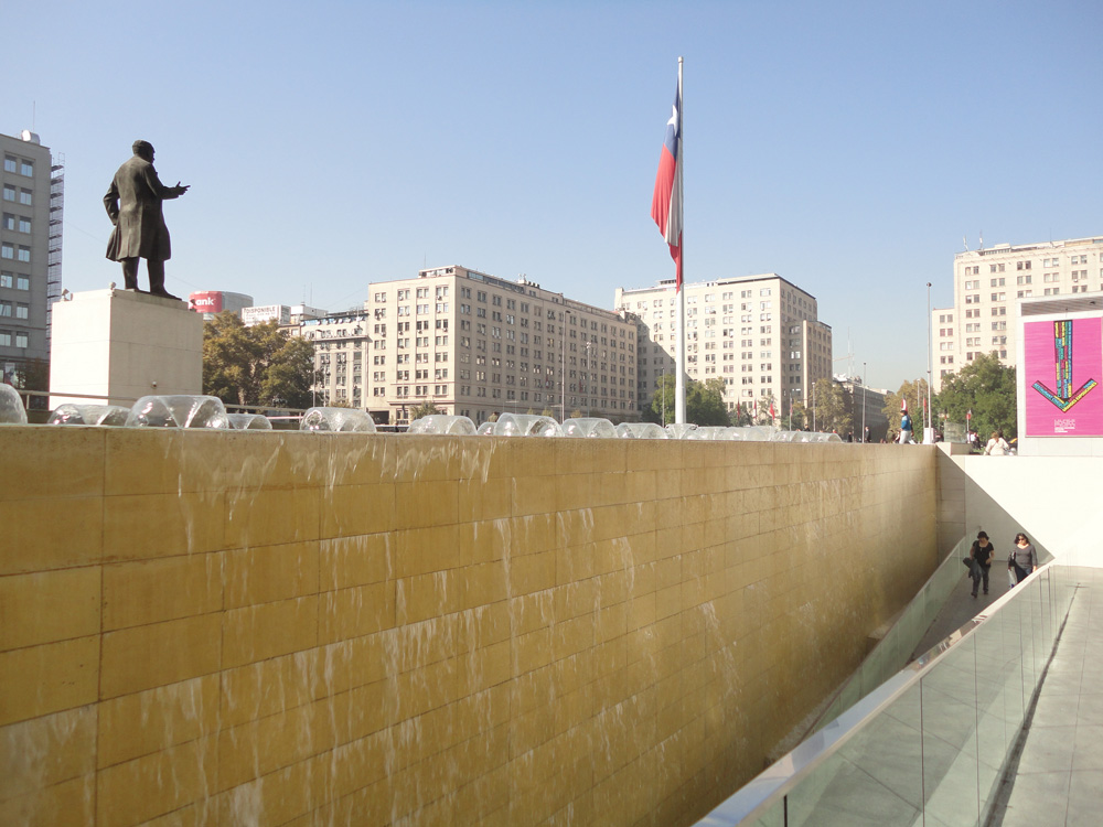 La ciudad resguardada por historia y cultura.