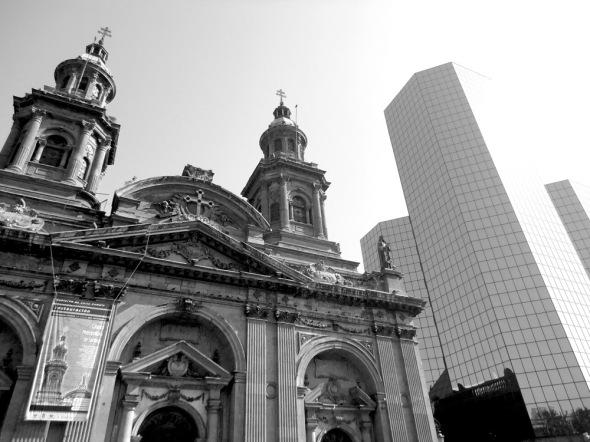 Plaza de Armas Santiago de Chile